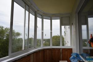 Балкон лоджия остекление