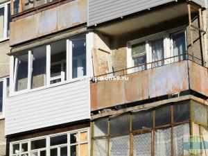 Застеклить балкон Пермь