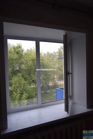 Заказать пластиковые окна в Перми