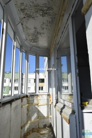 Балконы и лоджии Пермь