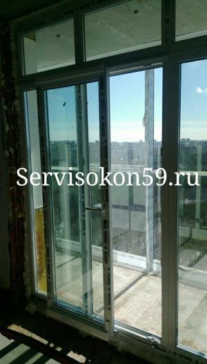 Портальные окна в Перми! От завода