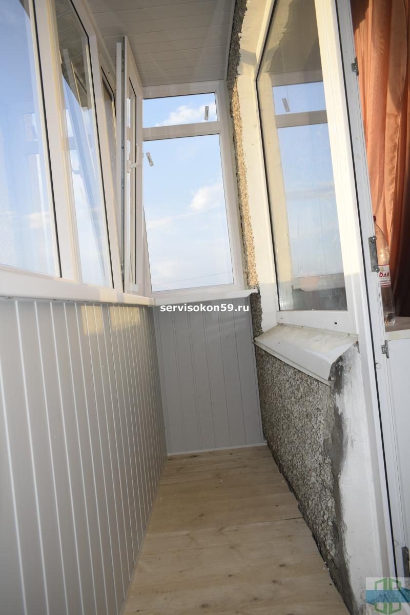 Поставить балкон Пермь